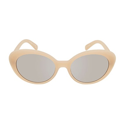 Ashley Oval Sunglasses