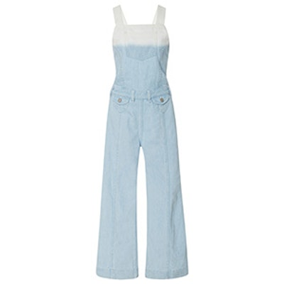 Claude Ombre Overall Jumpsuit