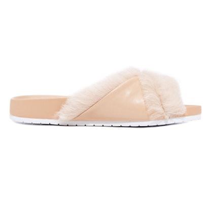 Garrison Fur Slides
