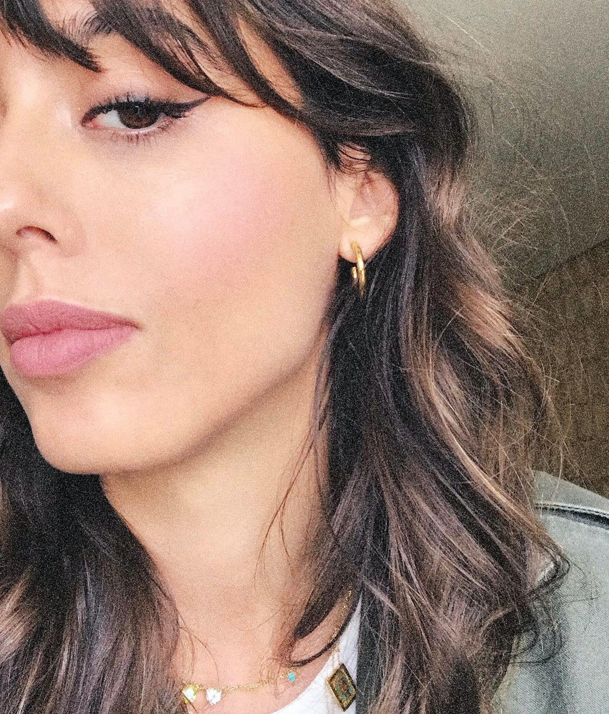 The French Girl Trick For Getting The Perfect Cat Eye