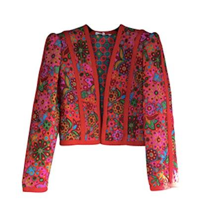 Yves Saint Laurent Short Vest