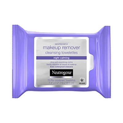Night Calming Makeup Remover Cleansing Towelettes & Wipes