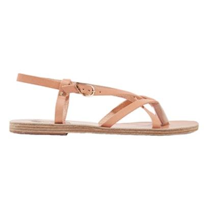 Semele Leather Sandals