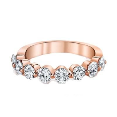 Floating Diamond Ring