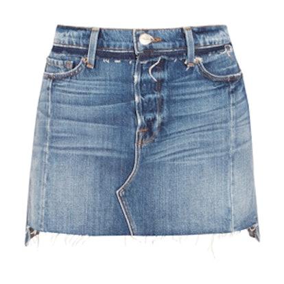 Nouveau Le Mini Mix Skirt