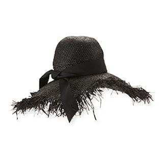 Été Raffia Sun Hat