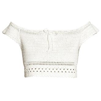 Crocheted Top