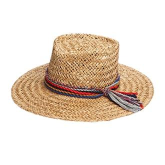Robert Straw Panama Hat