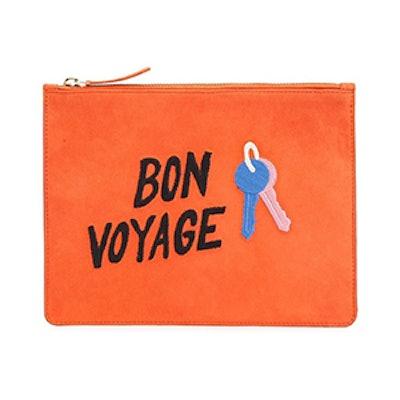 Bon Voyage Clutch