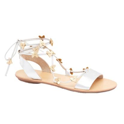 Heratla Ankle Wrap Sandal