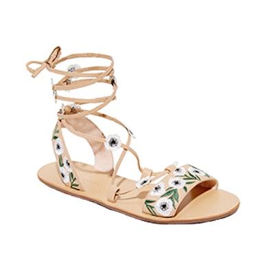 Fluera Wrap Sandals