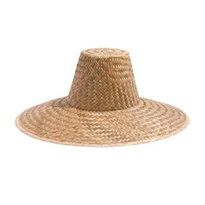 Communitie Cooked Straw Hat