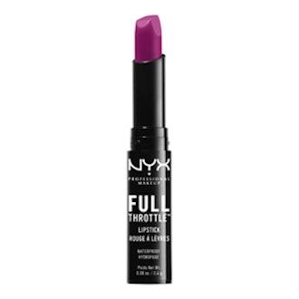Full Throttle Lipstick in Trickster