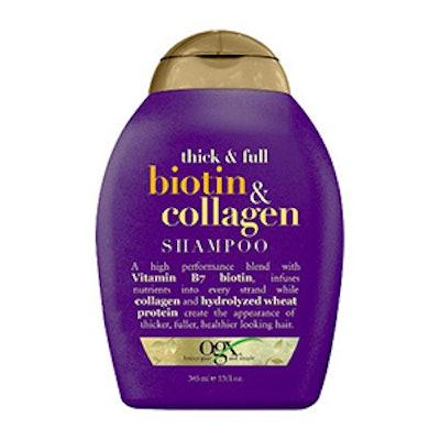 Thick & Full Biotin & Collagen Shampoo