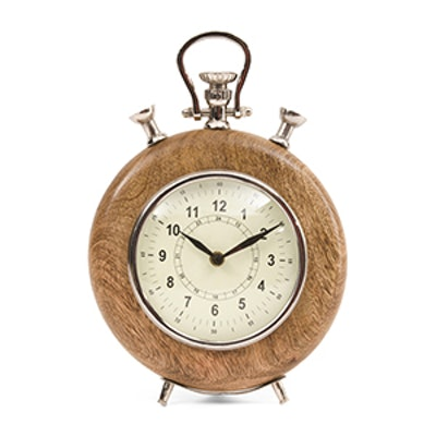 Made In India Round Table Clock