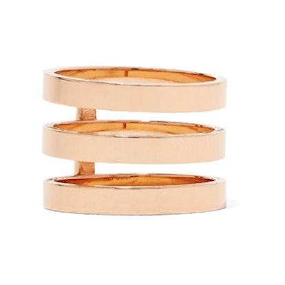 Berbère 18-Karat Rose Gold Ring