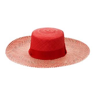 Two Tone Cordoves Hat