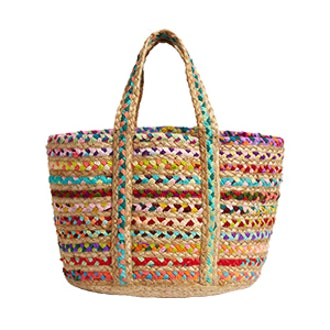 Mirabel Woven Tote