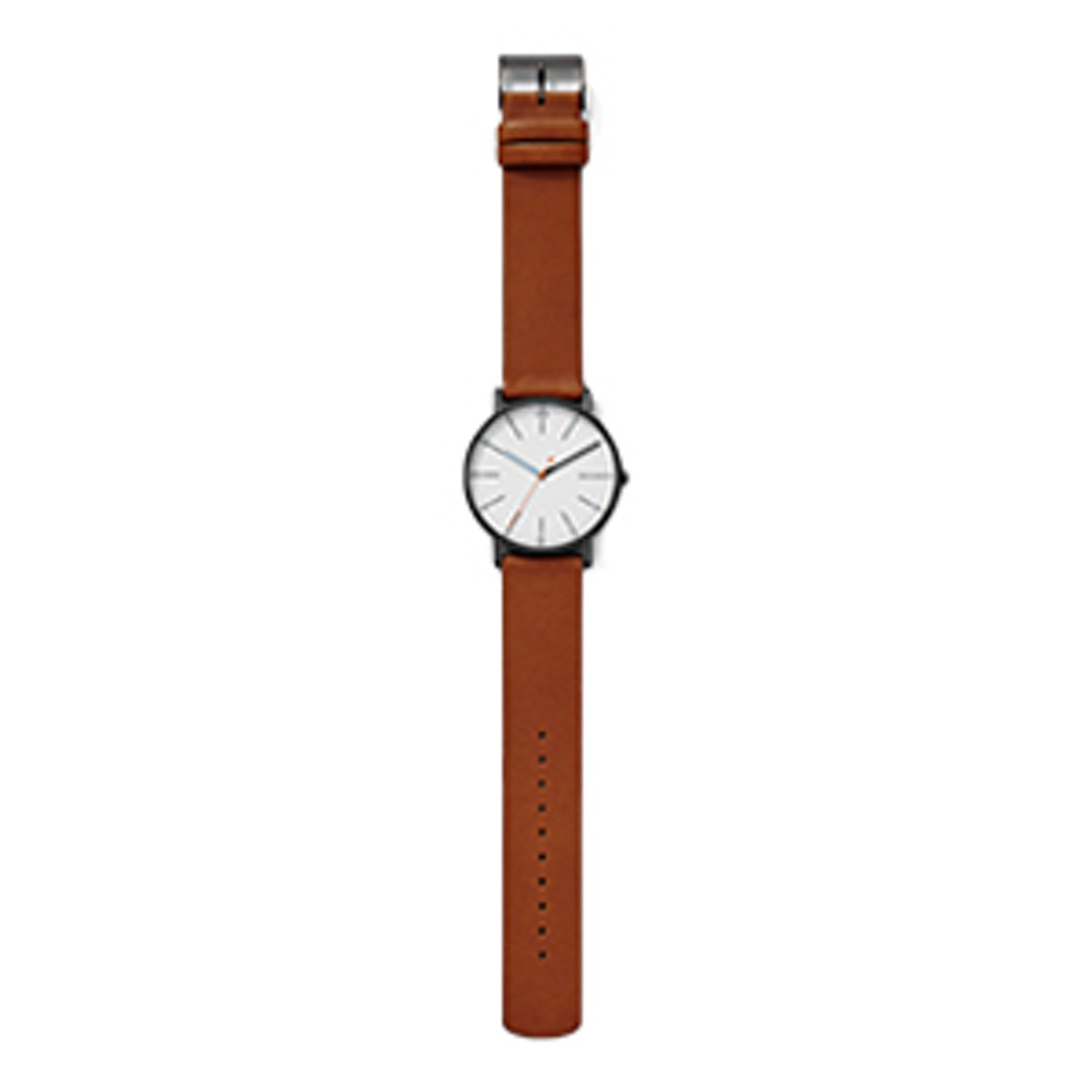 Signatur Leather Watch