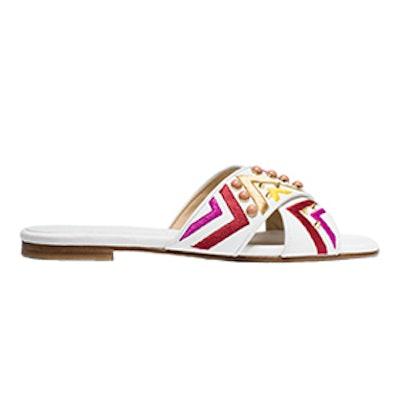 The ButtonCandy Sandals