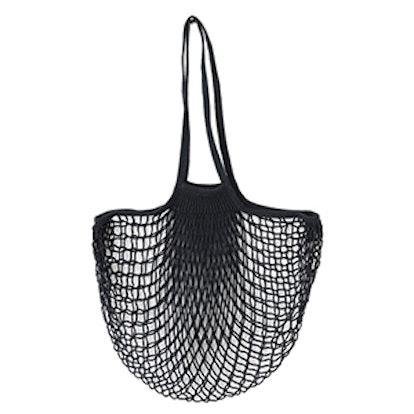 Net Bag With Long Handles