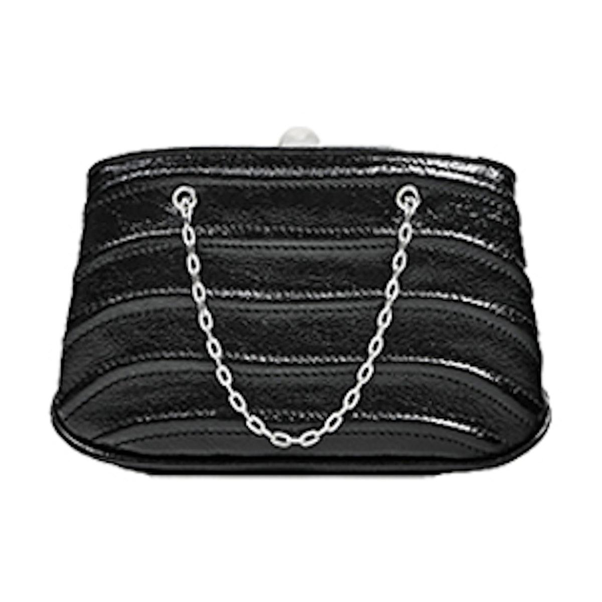 Mini Crossbody Bag With Chain