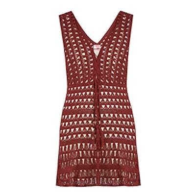 Marissa Crochet Mini Dress