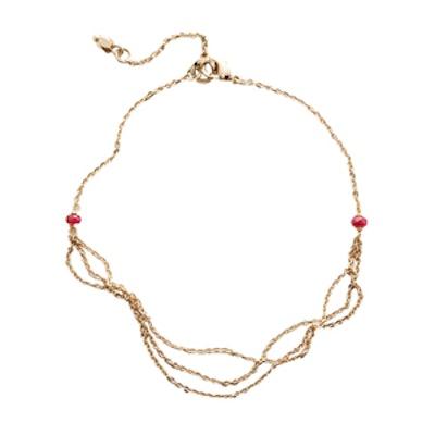 Canopy Ankle Bracelet