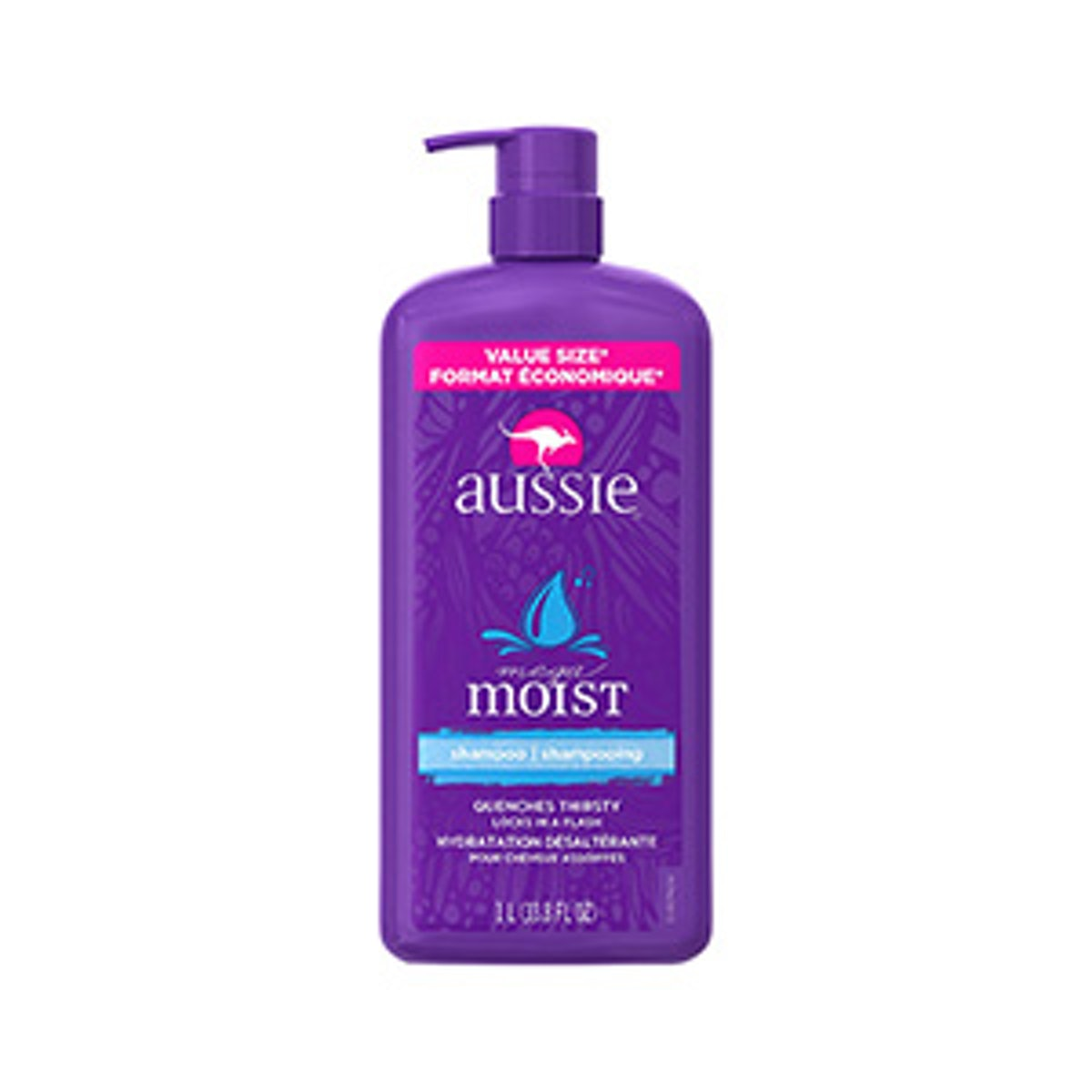 Mega Moist Shampoo