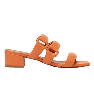 Day Approach Orange Sandals