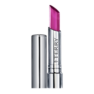 By Terry Hyaluronic Sheer Rogue Hydra-Balm Fill & Plump Lipstick in Dragon Pink