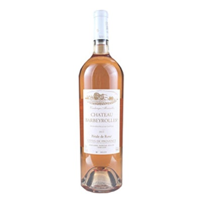 2011 Chateau Barbeyrolle Petale De Rose Cotes De Provence Rosé