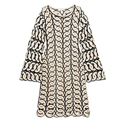 Crocheted Cotton Dress