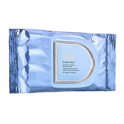 Double Wear Long-Wear Makeup Remover Wipes