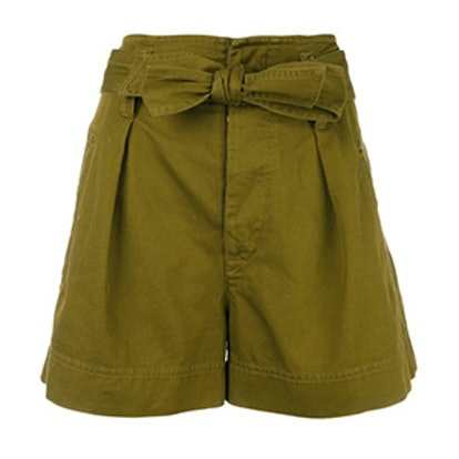 Étoile High-Waisted Shorts