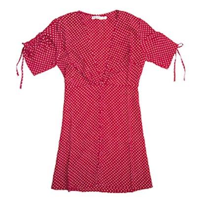 BBQ Button Up Dress