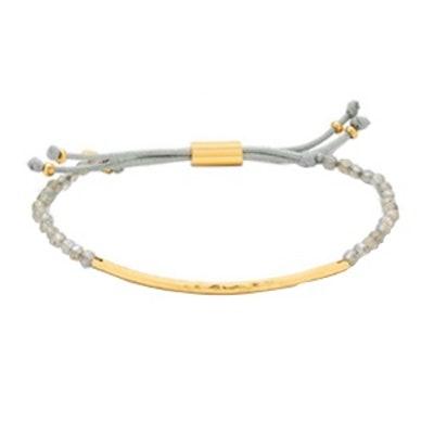Power Stone Semiprecious Stone Bracelet