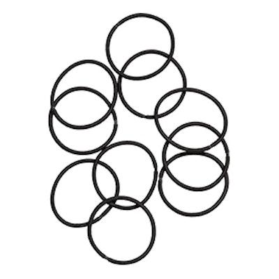 10-Pack Hair Elastics