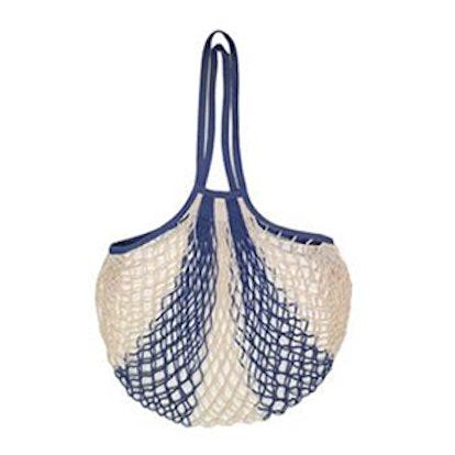 Large Net Bag With Shoulder Strap