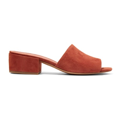 Vince Suede Mules