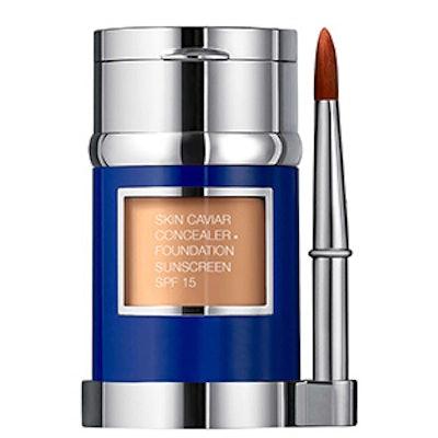 Skin Caviar Concealer & Foundation Sunscreen SPF 15