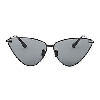 Nero Cat Eye Sunglasses
