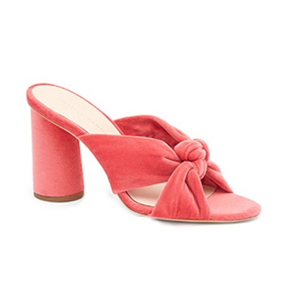 Coco High-Heel Knot Slide