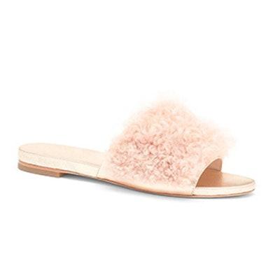 Domino Slide Sandal