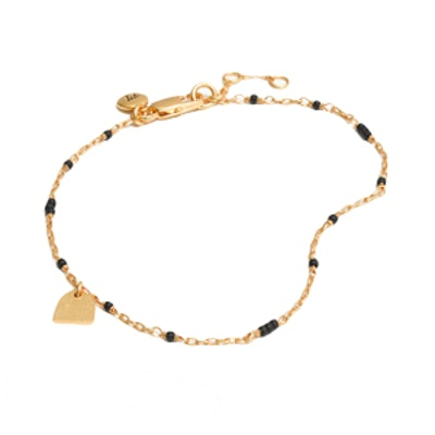 Seed Bead Anklet