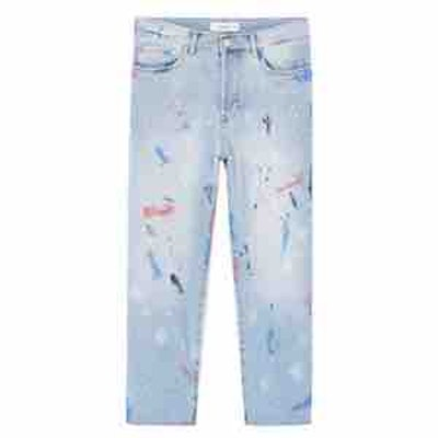 Paint Relaxed Jeans