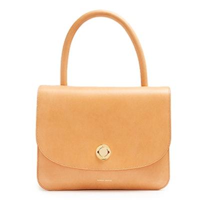 Metropolitan Leather Top-Handle Bag