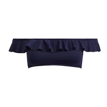 Off-the-Shoulder Bikini Top