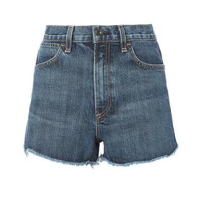 Lou Cha Cha Room Denim Shorts