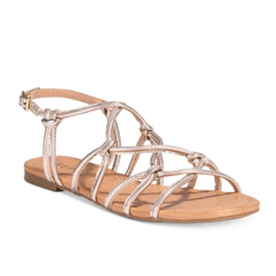 Gail Strappy Flat Sandals